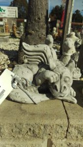 Gargoyles, gremlins and dragons